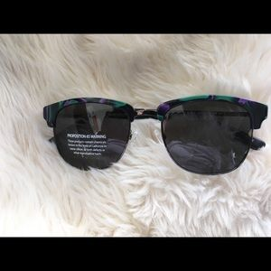 KENZO Clubmaster Sunglasses